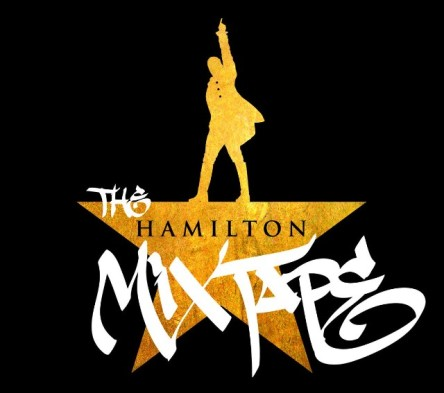 Hamilton mixtape cover