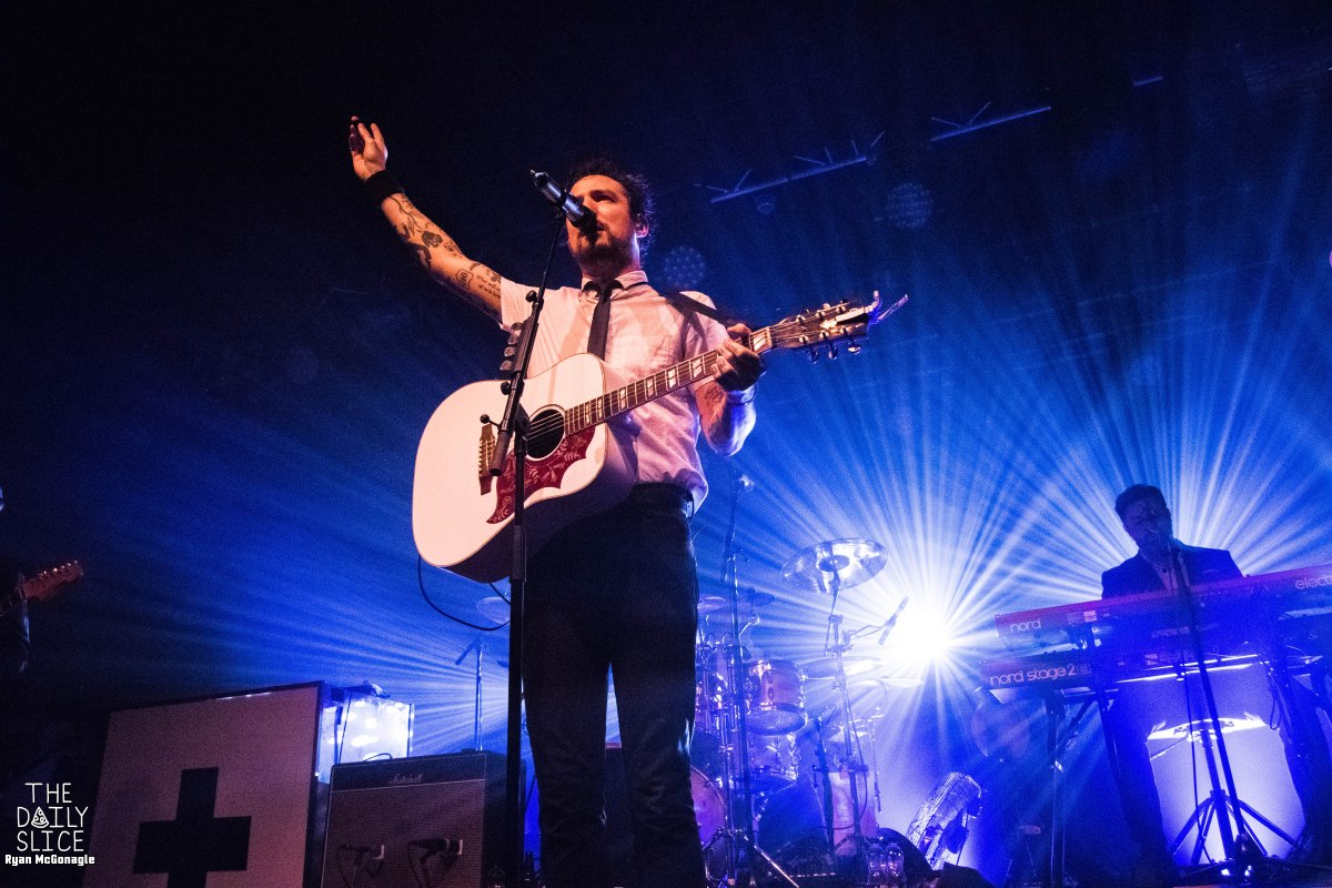 Live Review: Frank Turner & The Sleeping Souls Show #2000 - Nottingham, Rock City