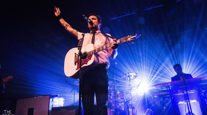 Live Review: Frank Turner & The Sleeping Souls Show #2000 – Nottingham, Rock City