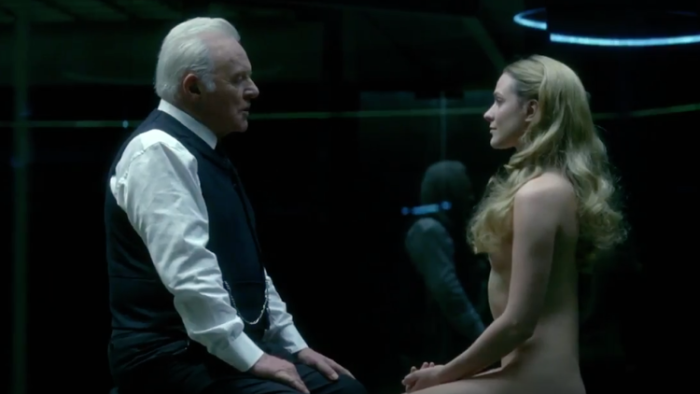Image result for westworld nudity