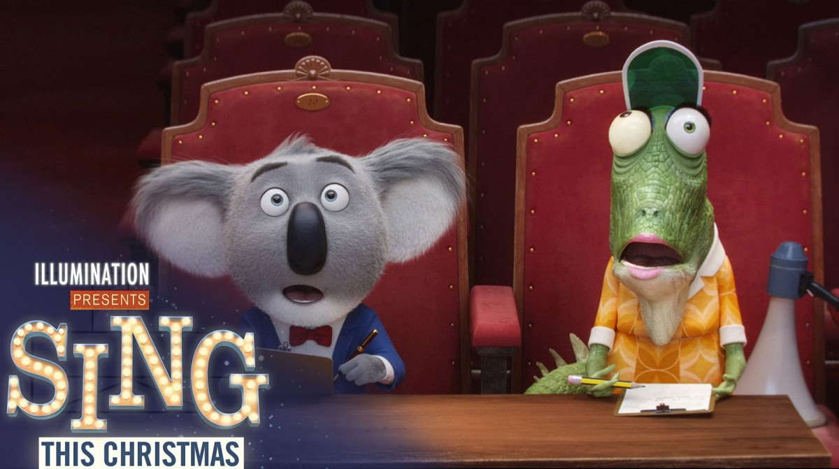 Sing: The Holiday Movie You Don't Need in Your Life