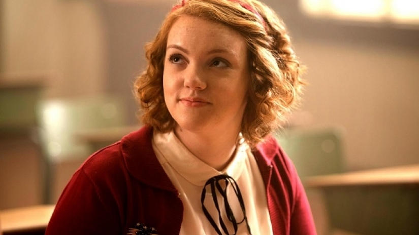 Shannon Purser as Ethel