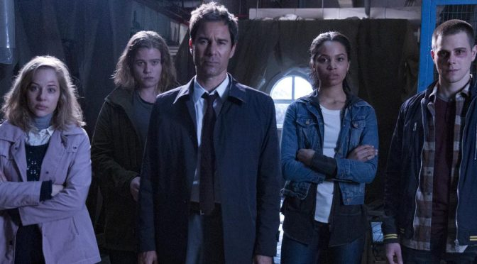 """TV Review: """"Travelers"""" on Netflix"""