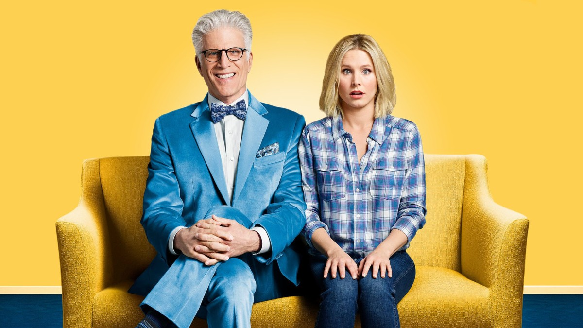 'The Good Place' Tackles Tech and Spiritual Anxiety in the Modern Age