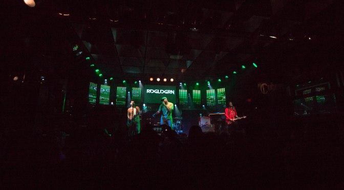 Photos: RDGLDGRN at the Culture Room on 2.17.17