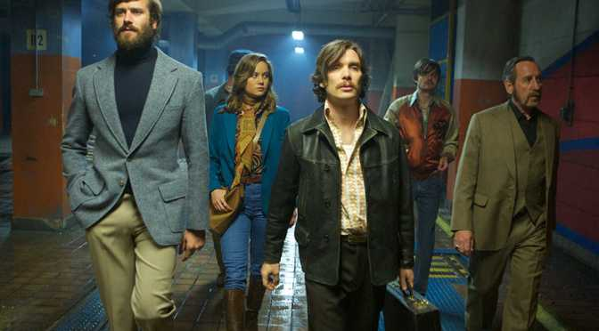 "Movie Review: ""Free Fire"""