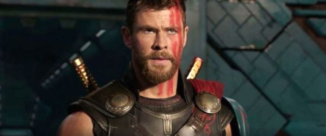 Marvel Drop First Teaser Triler for Thor: Ragnarök