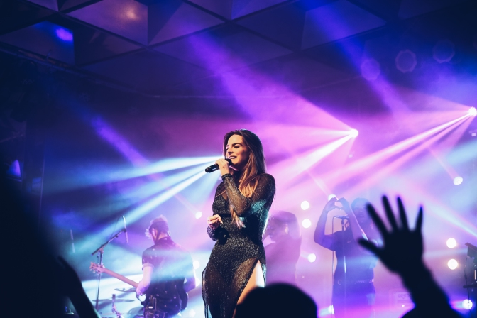 Photos: JoJo & Stanaj at the Culture Room on 3.21.17
