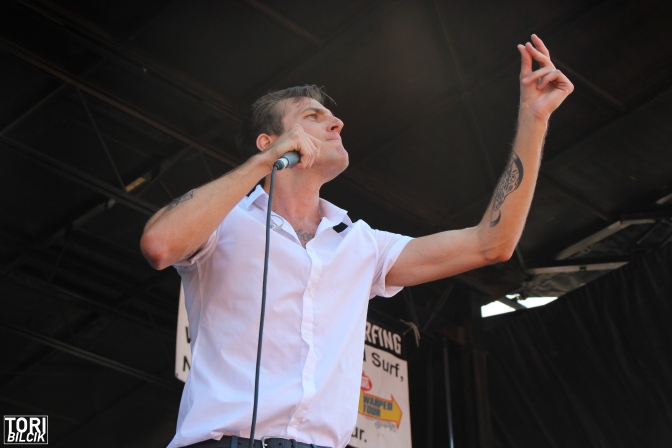 Warped Wednesday – Photo Gallery: The Maine