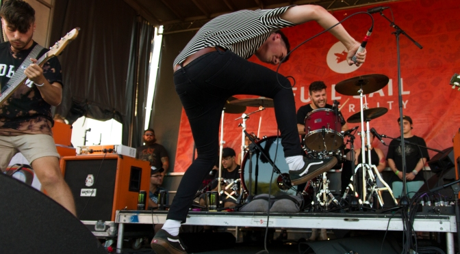 Photos: Boston Manor @ Vans Warped Tour 2017
