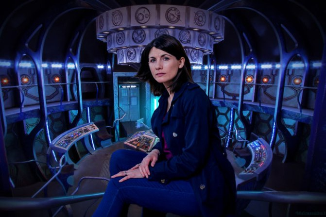 Yes, Publishing the First Female Doctor's Nude Screenshots is Still Sexist