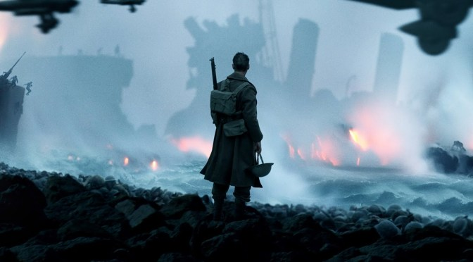 "Christopher Nolan's Cleverness Never Ends | Film Review: ""Dunkirk"""