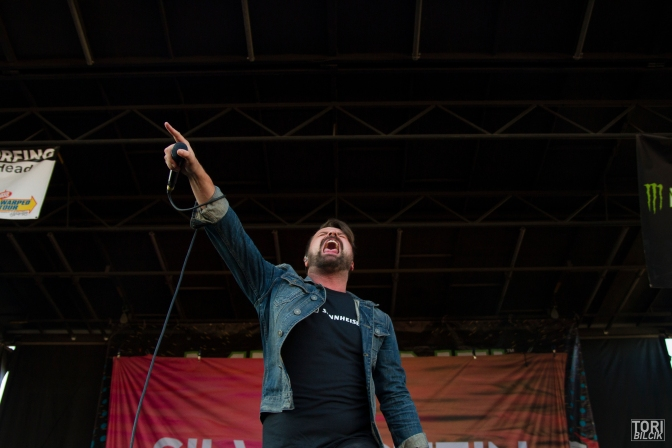 Photos: Silverstein @ Vans Warped Tour 2017