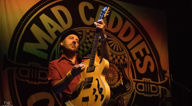 Live Review: Reel Big Fish, Anti-Flag, and Mad Caddies at 02 Academy Leeds