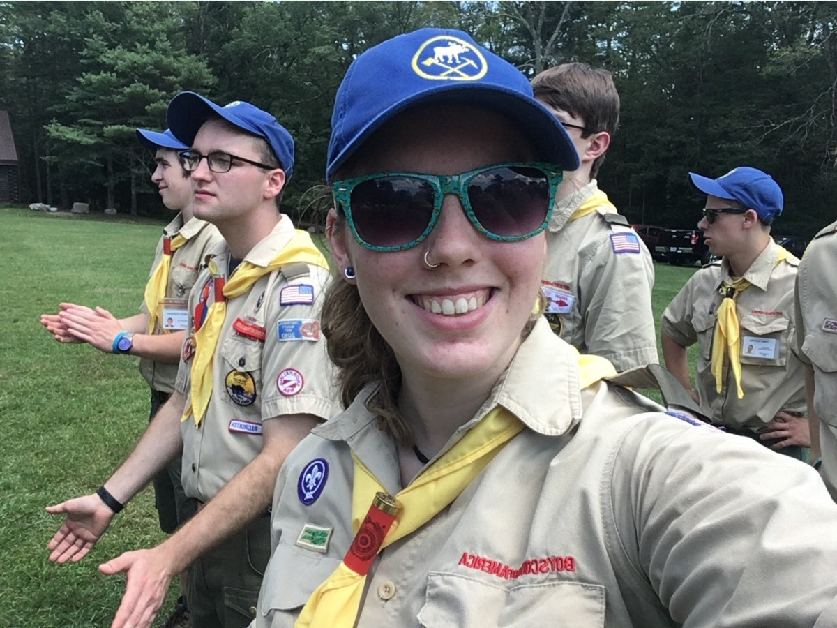 Why We're Celebrating Inclusion of Girls in Scouting