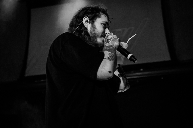 Photos: Post Malone 10/17/17 – Fort Lauderdale, FL